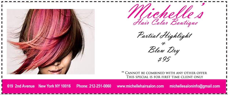 Michelles Hair Color Boutique Professional Hair Coloring Salon