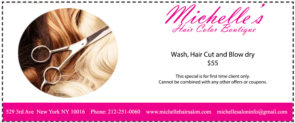 Hair Salon Midtown East Michelles Hair Salon Color Boutique